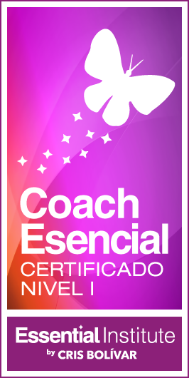 Sello CoachEsencialCertificadoNivel1