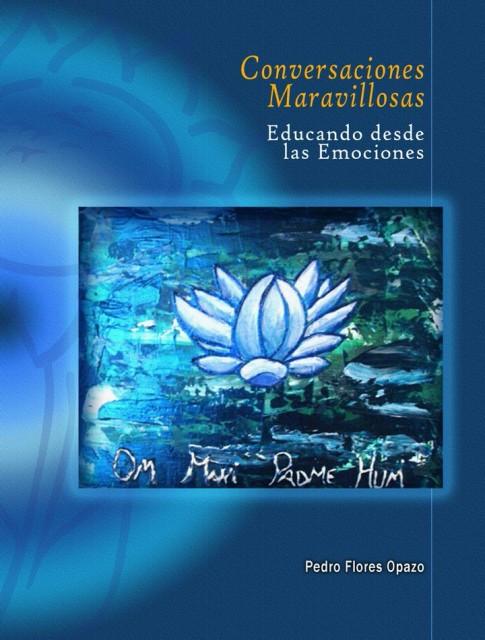 Portada libro flor loto