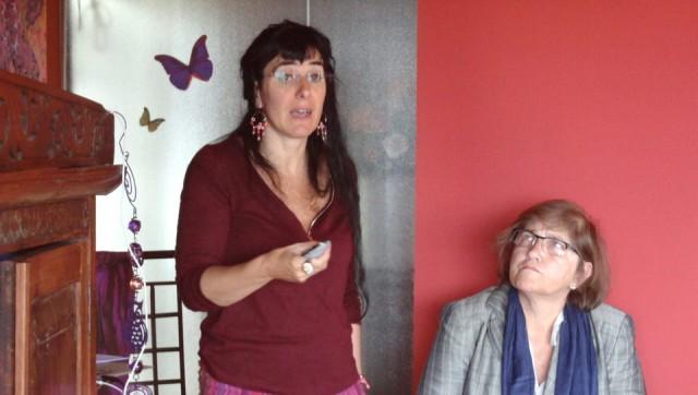 cris y silvia III sem inter coaching ICF mayo'14