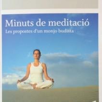 portada libro ricard minuts meditacio