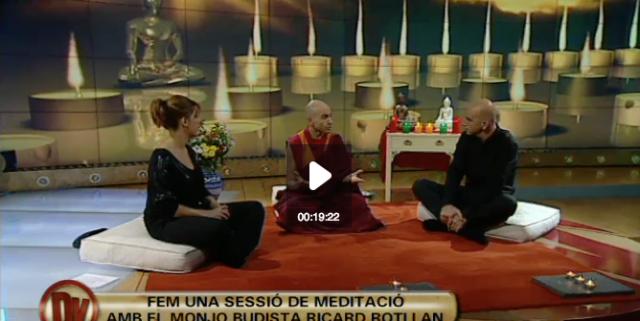 programa video meditacio ricard