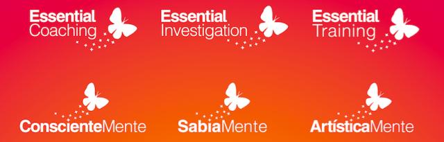 Marcas y ámbitos en los que trabaja Essential Institute.