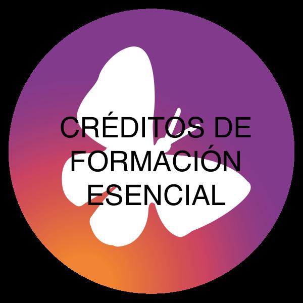 Creditos Formacion Esencial