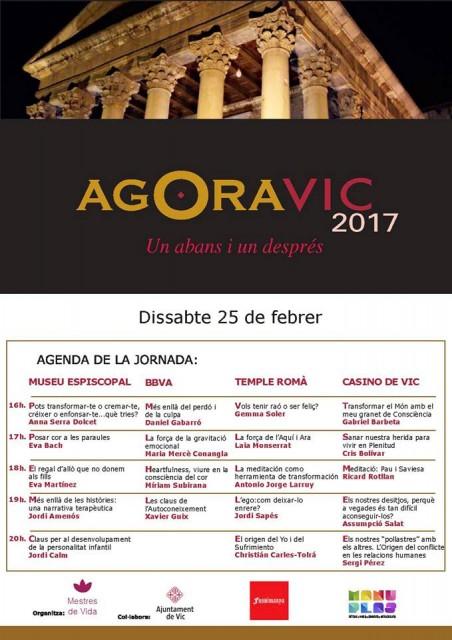 agoravic 25 febrer'17