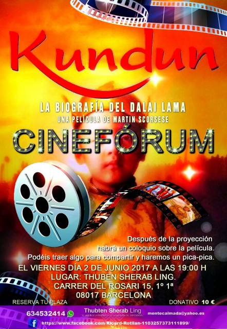 cineforum kundun