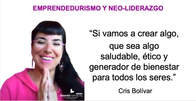 emprendedurismo y neolideraz by CB