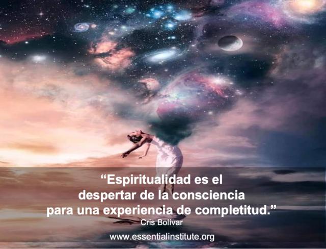 espiritualidad es by cb